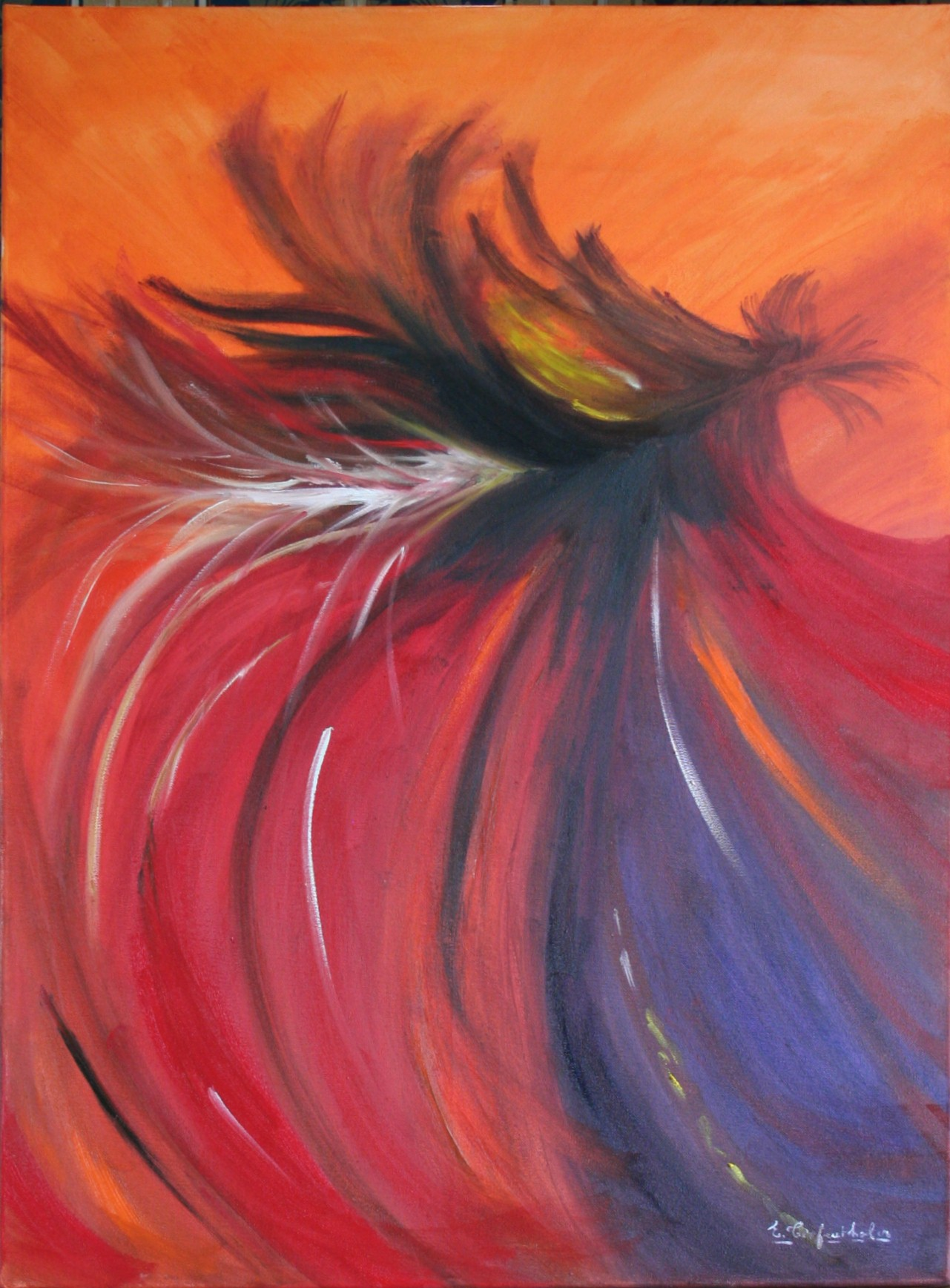 algue-indienne100x81cm