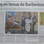 L'article des Dernières Nouvelles d'Alsace